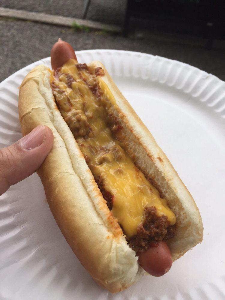Angel's Hotdog Truck: Central Ave, Yonkers, NY