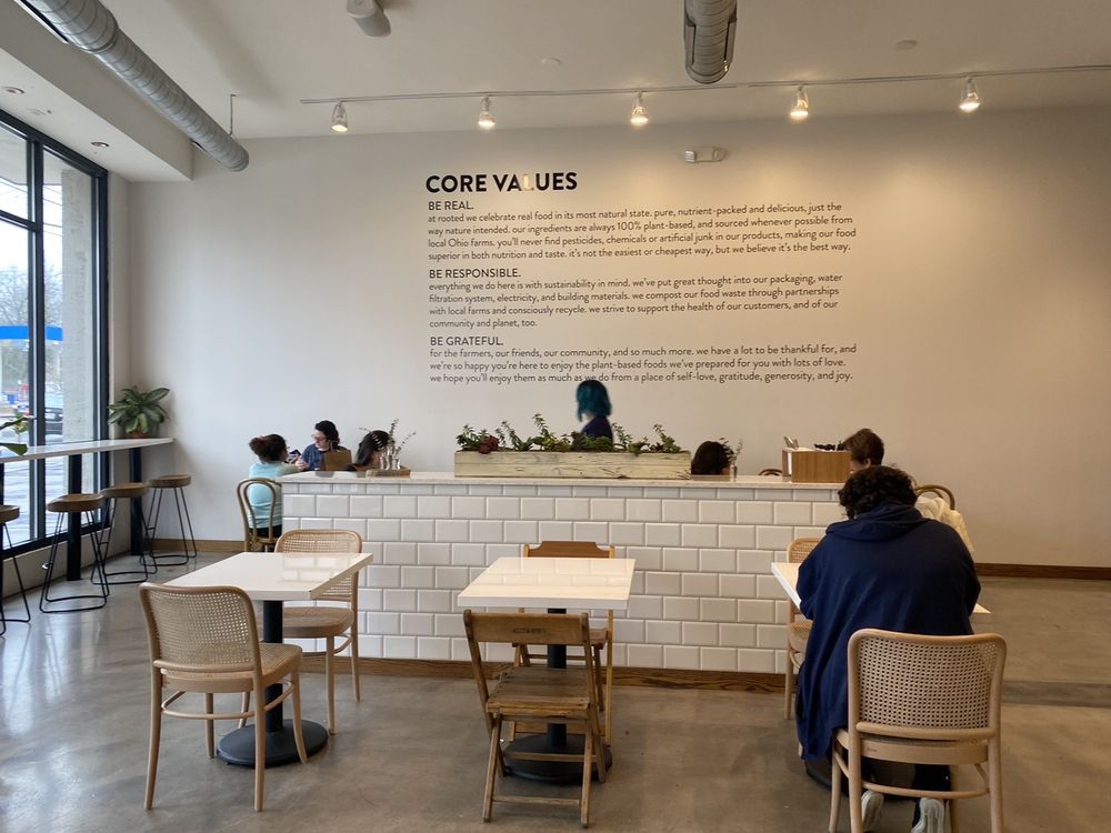 Rooted Juicery & Kitchen: 3010 Madison Rd, Cincinnati, OH