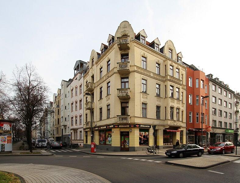 bonner stra e landmarks historic buildings bonner str 1 300 bayenthal cologne. Black Bedroom Furniture Sets. Home Design Ideas