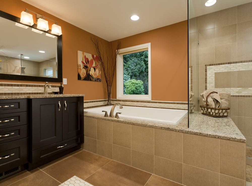 Master bathroom painting yelp for Master bathroom paint