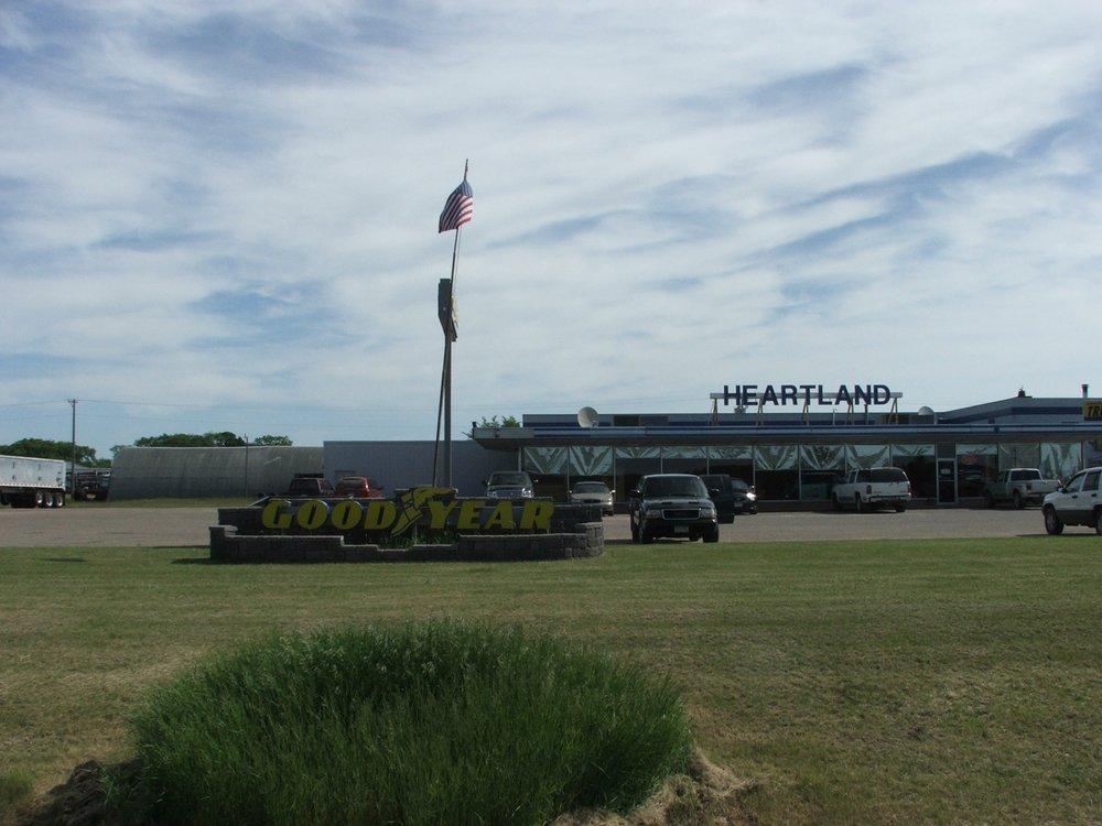 Heartland Tire: 802 Ash Ave NE, Wadena, MN
