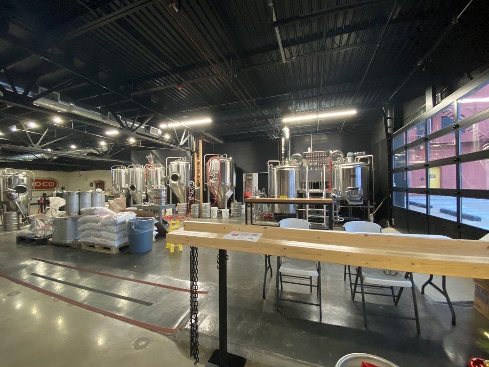 Cooper & Mill Brewing: 200 SE Dewey Ave, Bartlesville, OK