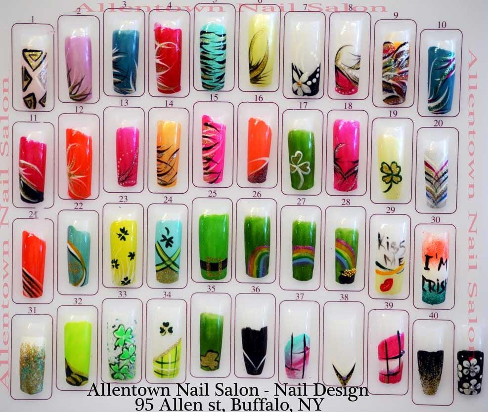 Photos for allentown nail salon yelp for Salon nail art