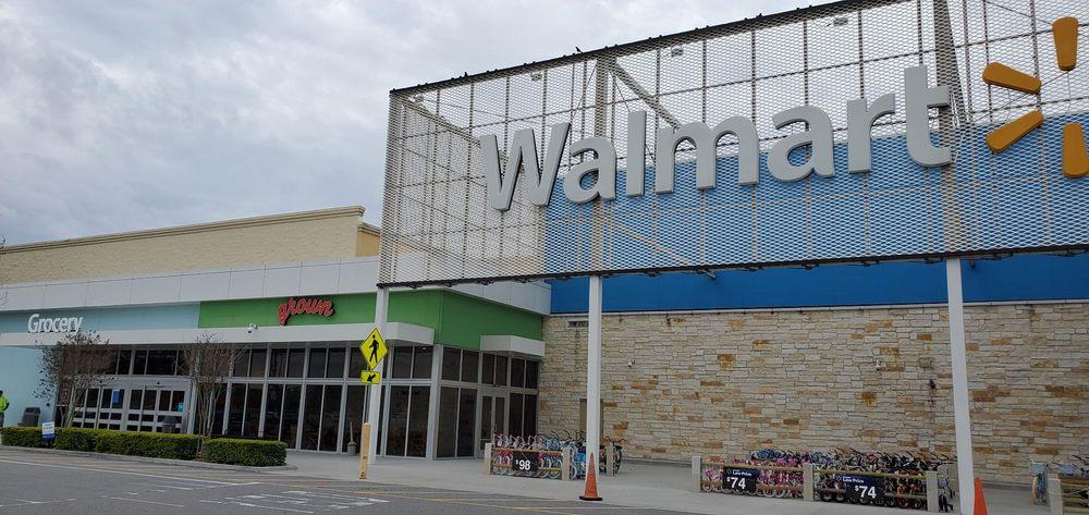Walmart Supercenter: 11930 Narcoossee Rd, Orlando, FL