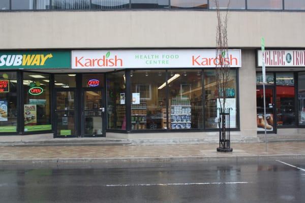 Kardish Health Food Centre Ottawa On