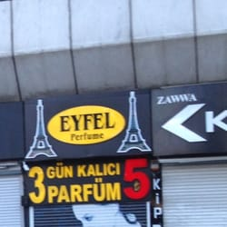 Eyfel Parfume Cosmetics Beauty Supply Atatürk Cad Ankara