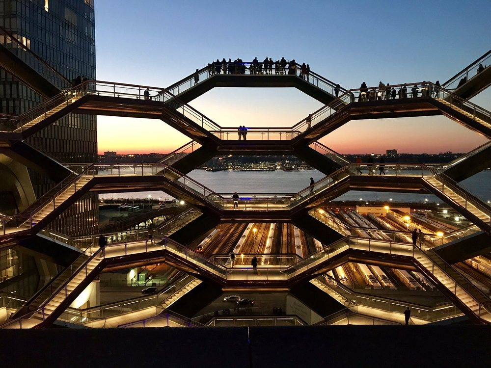 Vessel: 20 Hudson Yards, New York, NY