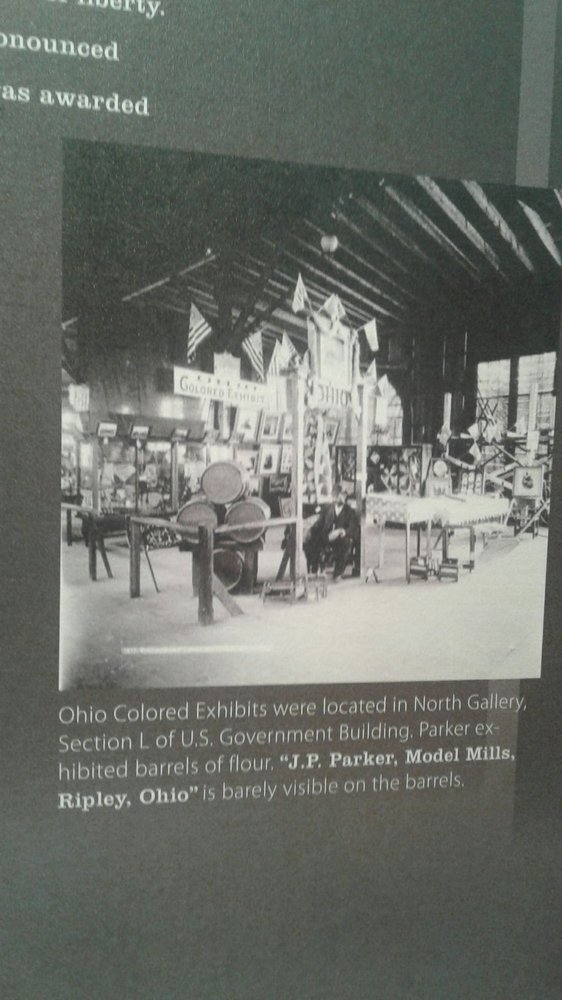 John Parker Historical Society: 330 N Front St, Ripley, OH