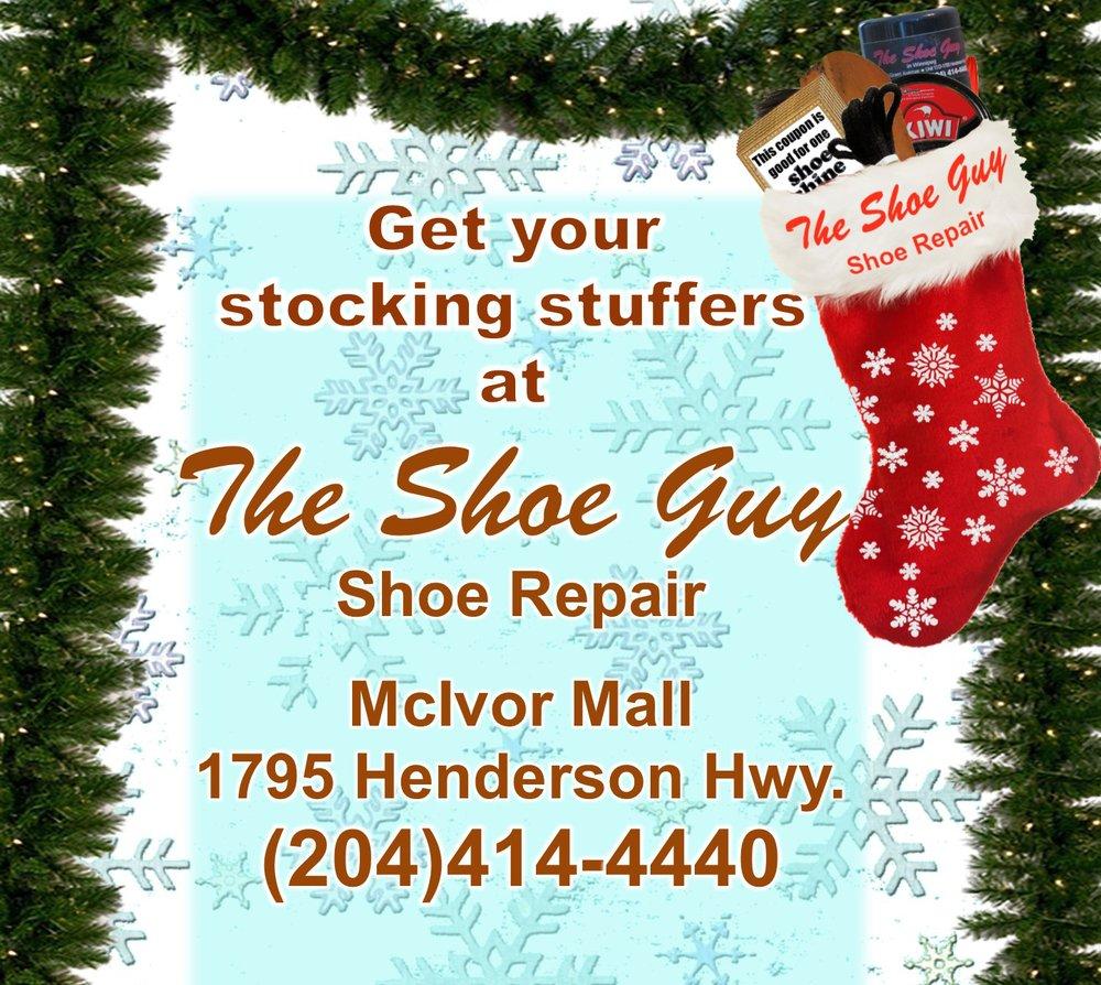 Shoe Shoe Repair Winnipeg