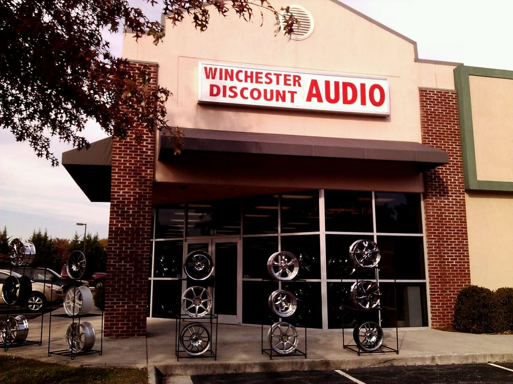 Winchester Discount Audio: 64 W Jubal Early Dr, Winchester, VA