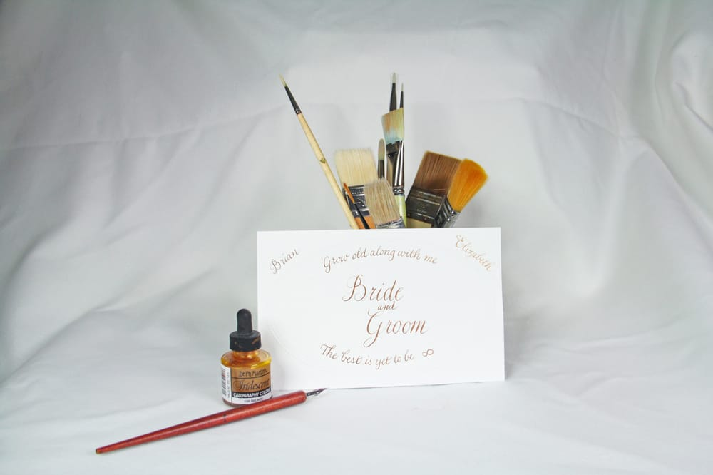 Elissa Barr Calligraphy & Design: Brookline, MA