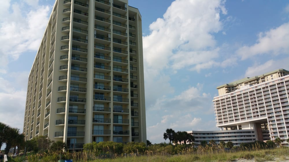 Kingston Plantation Condos  Queensway Blvd Myrtle Beach Sc
