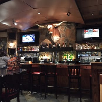 Photo Of LongHorn Steakhouse   Sevierville, TN, United States. Long Horns  Bar!