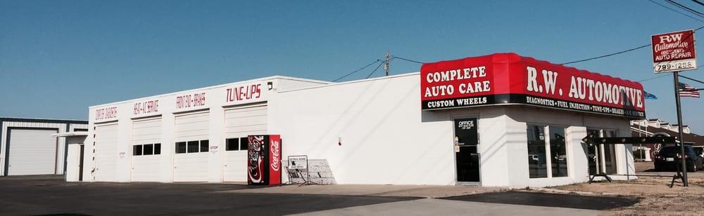 R W Automotive: 209 N Eastern Ave, Moore, OK
