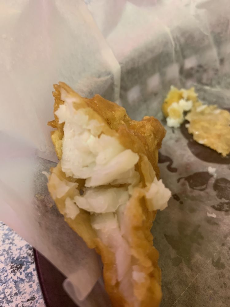 Grouper & Chips