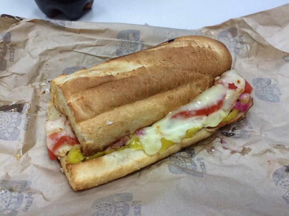 Italiano sub. Pretty good! - Yelp