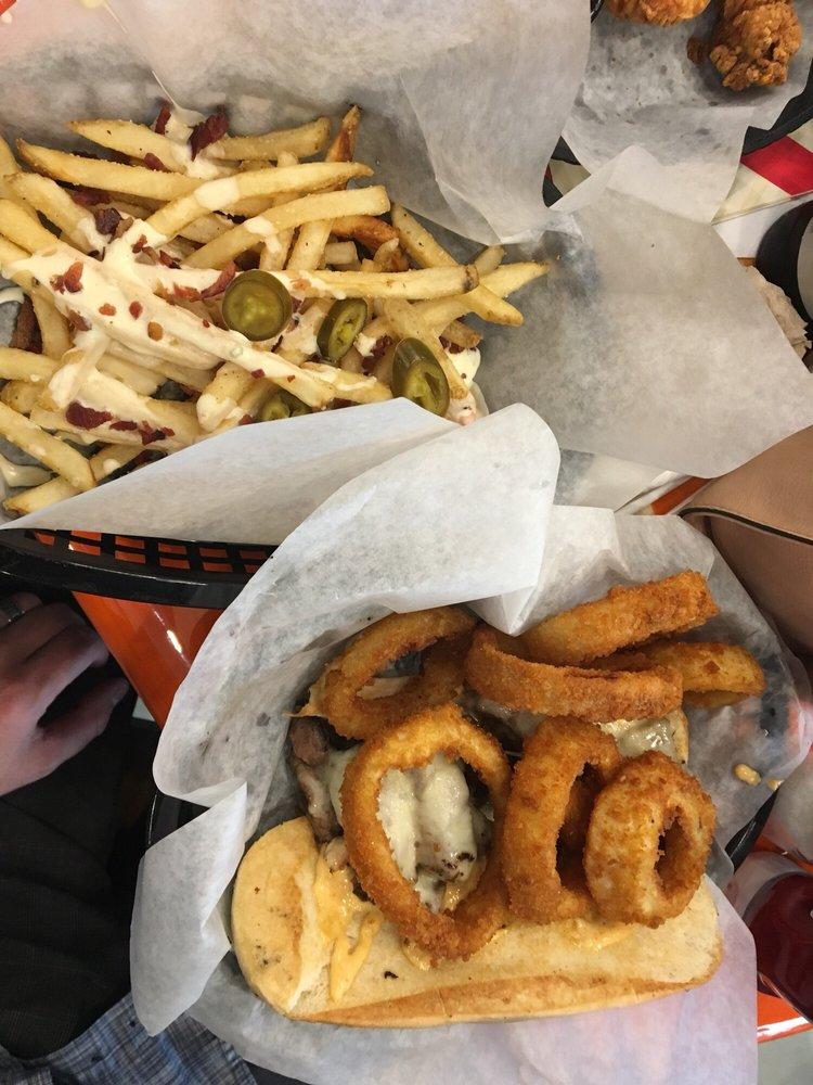 Hurricane Sports Grill: 8641 W 13th St N, Wichita, KS