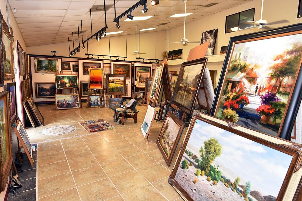 Hildebrand Art Gallery