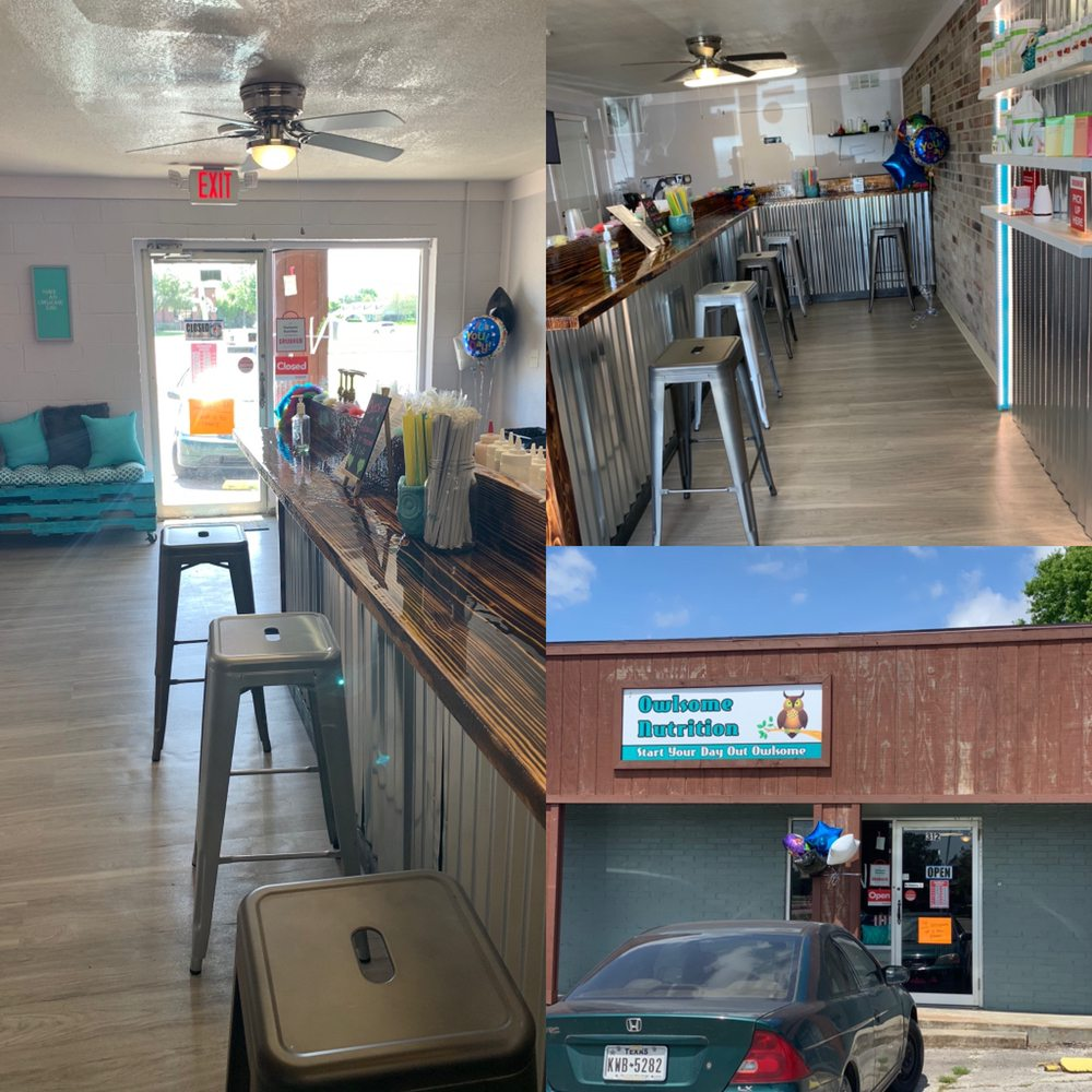 Owlsome Nutrition: 312 S Old Betsy Rd, Keene, TX