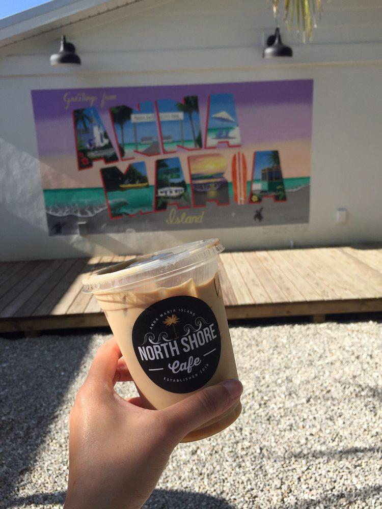 North Shore Cafe: 304 Pine Ave, Anna Maria, FL