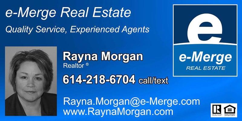 Rayna Morgan - e-Merge Real Estate
