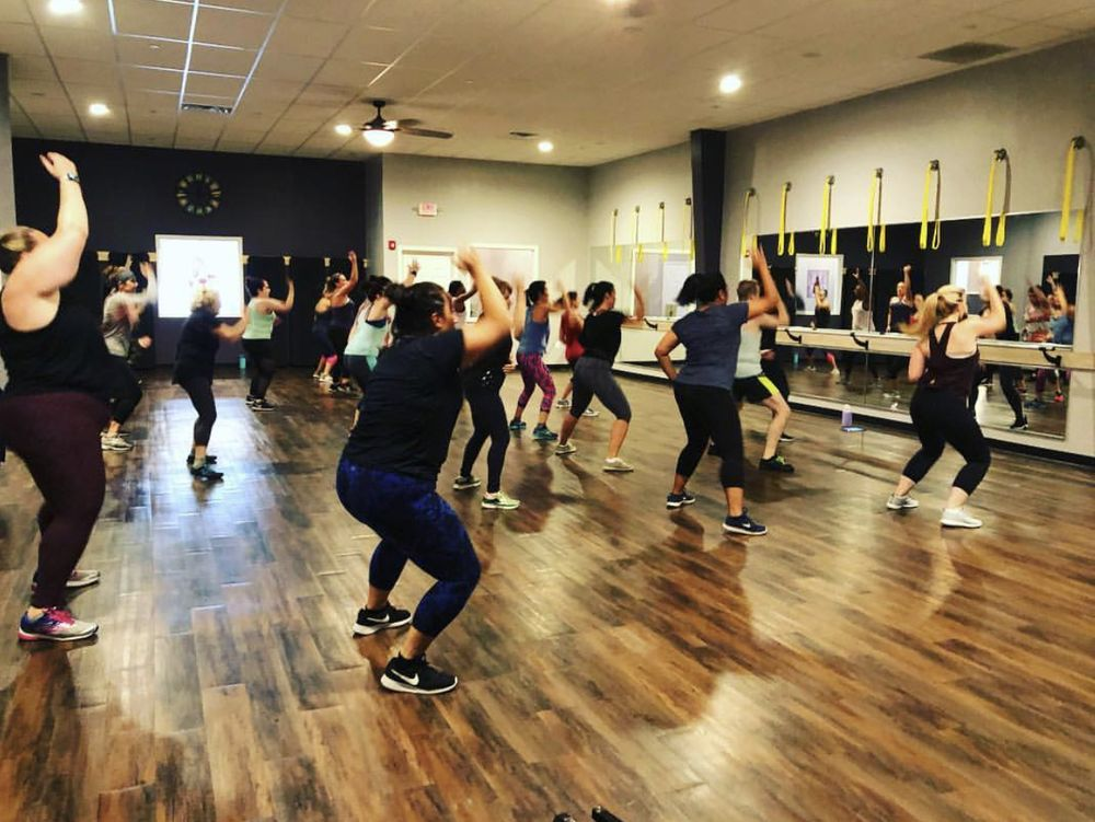 Social Spots from Fuzion Fitness & Style