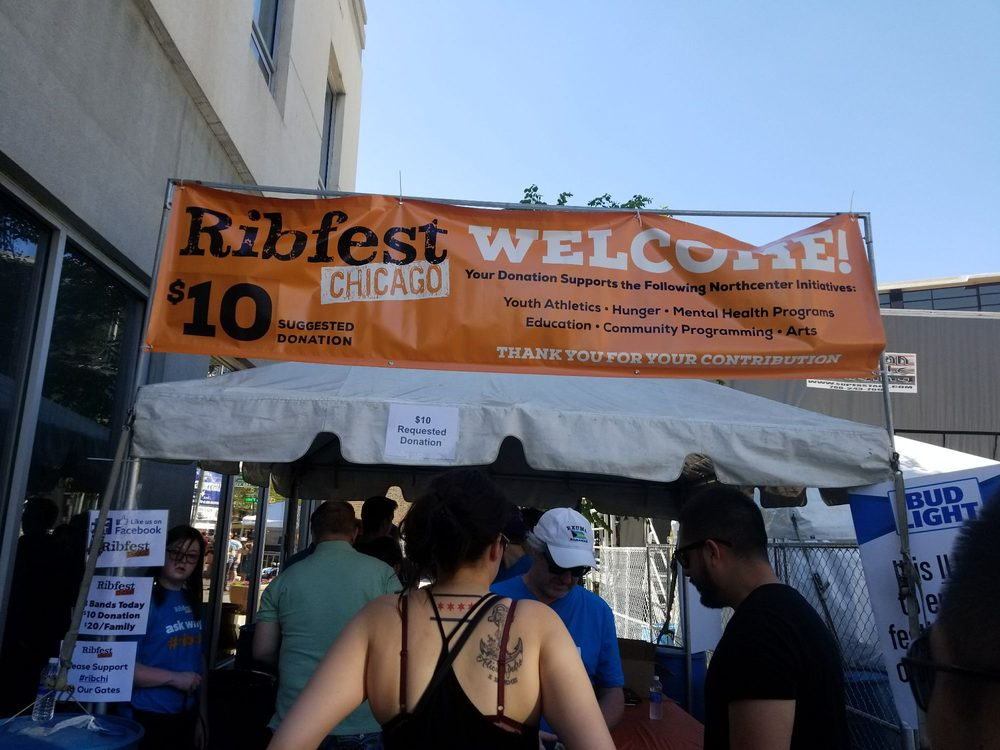 Ribfest Chicago: 4000 N Lincoln Ave, Chicago, IL