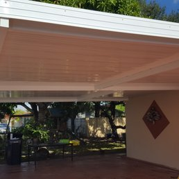 Photo Of Tin Patio   Miami Gardens, FL, United States. Tin Patio Aluminum