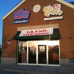 Northern Border American Grill - STÄNGT - Amerikansk mat (modern) - 902 South Randall Road, St ...