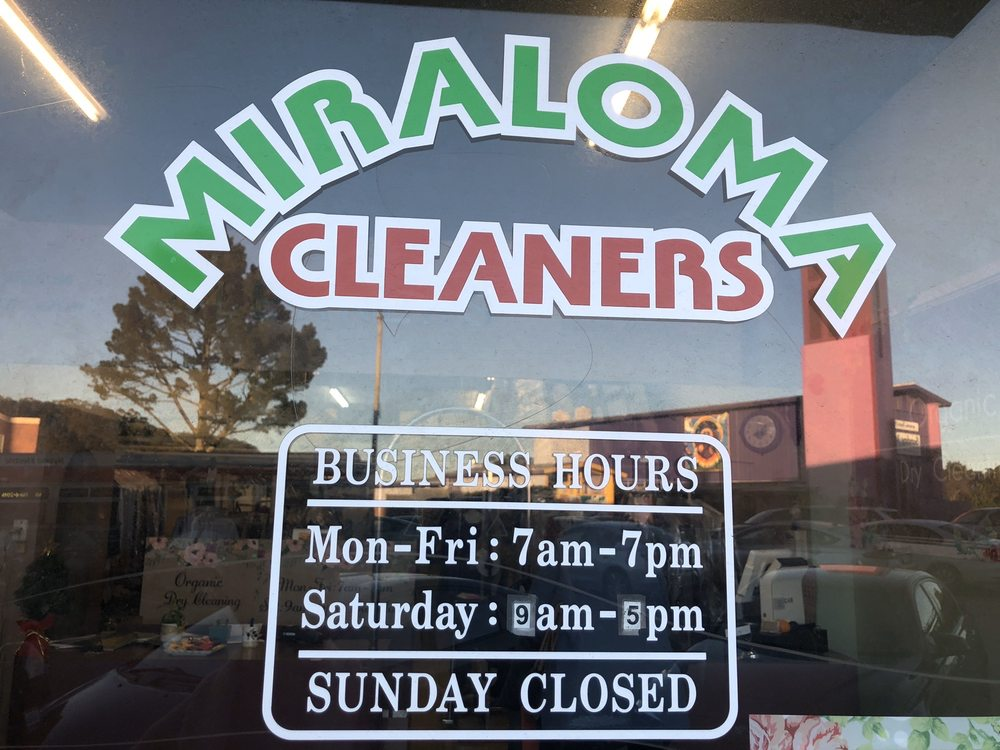Miraloma Cleaners
