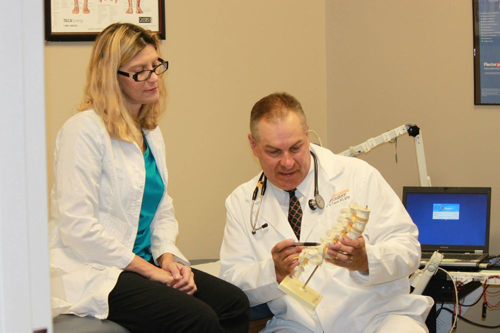 University Spine & Sports Specialists, PLLC: 10710 Murdock Dr, Knoxville, TN