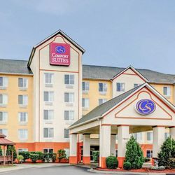 Photo Of Comfort Suites Concord Mills Nc United States