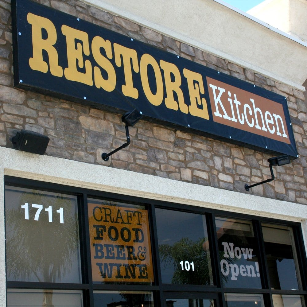 Restore Kitchen Redlands Restaurant