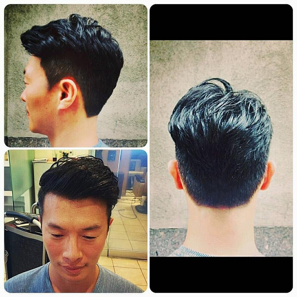 Done by stylist jacob kjs6358 come and make your for Aate beauty salon
