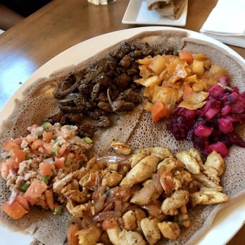 Photo Of Letena Ethiopian Restaurant Washington Dc United States