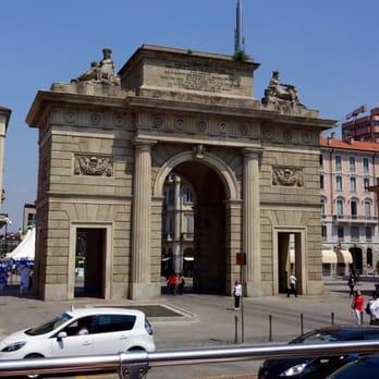 Porta garibaldi landmarks historic buildings piazza - Treno bergamo milano porta garibaldi ...