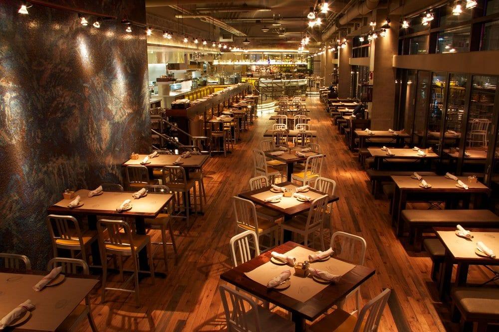 Legal Harborside Floor 1 Dining Room Yelp