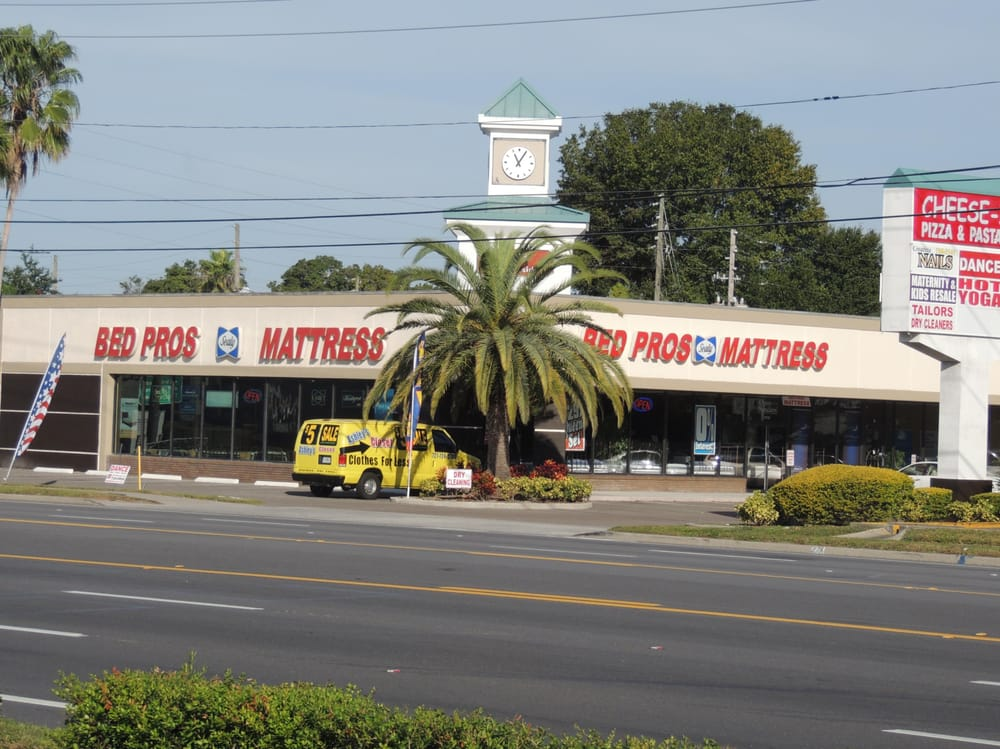 Bed Pros Mattress: 2440 State Rd 580, Clearwater, FL