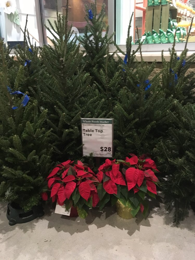 Christmas trees have arrived! - Yelp