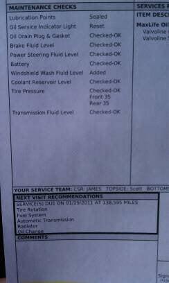 Valvoline Instant Oil Change: 19 Edgewood Rd, Edgewood, KY