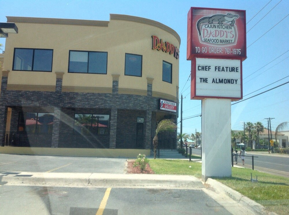 Photo Of Que Padre South Island Tx United States Daddy S Seafood