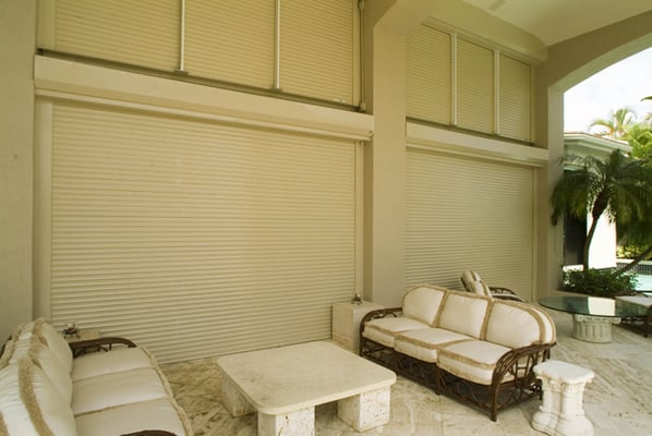 rolladen hurricane shutters impact windows get quote. Black Bedroom Furniture Sets. Home Design Ideas