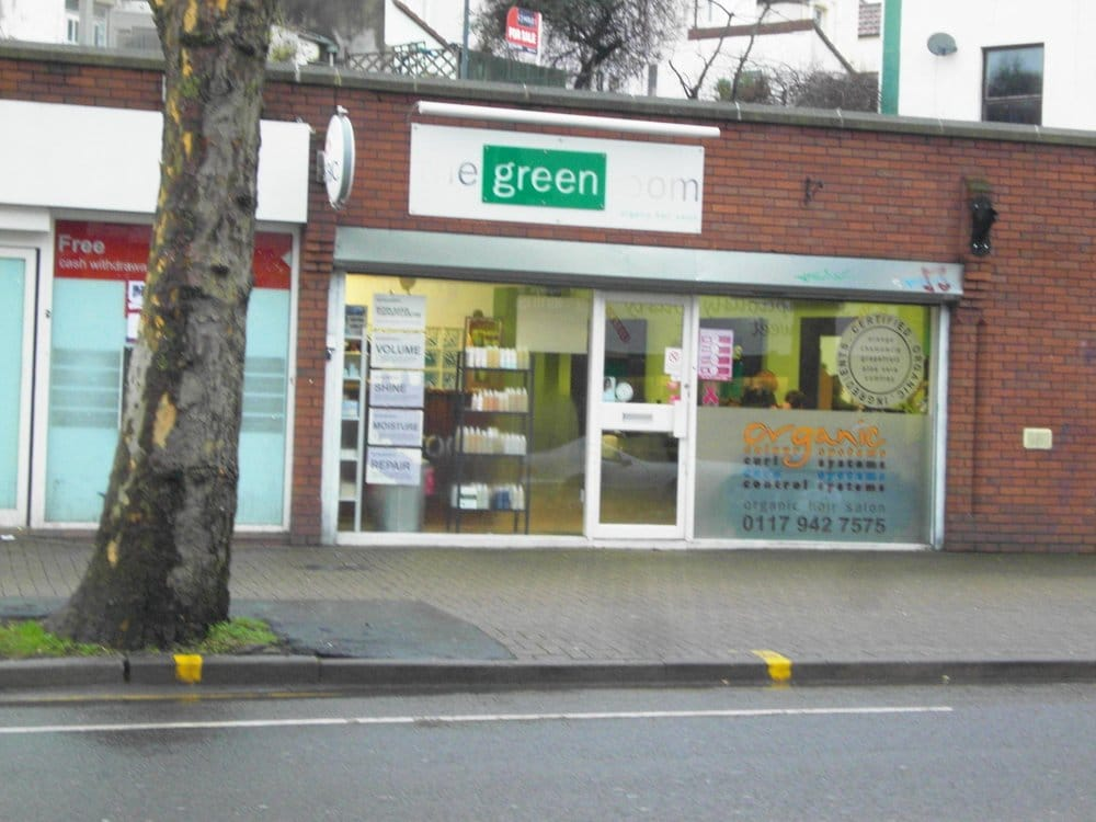 The Green Room Hairdressers Gloucester Road