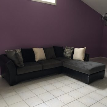 Photo Of Miracle Furniture   Tampa, FL, United States. Ashley Armant  Sectional
