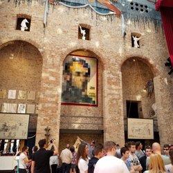 Museo Dali Figueres.Teatre Museu Dali 422 Photos 96 Reviews Museums Placa Gala I