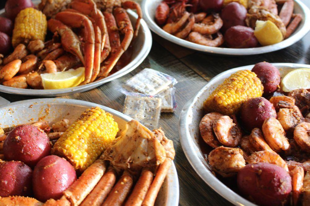 Red Crab - Juicy Seafood: 10111 San Jose Blvd, Jacksonville, FL