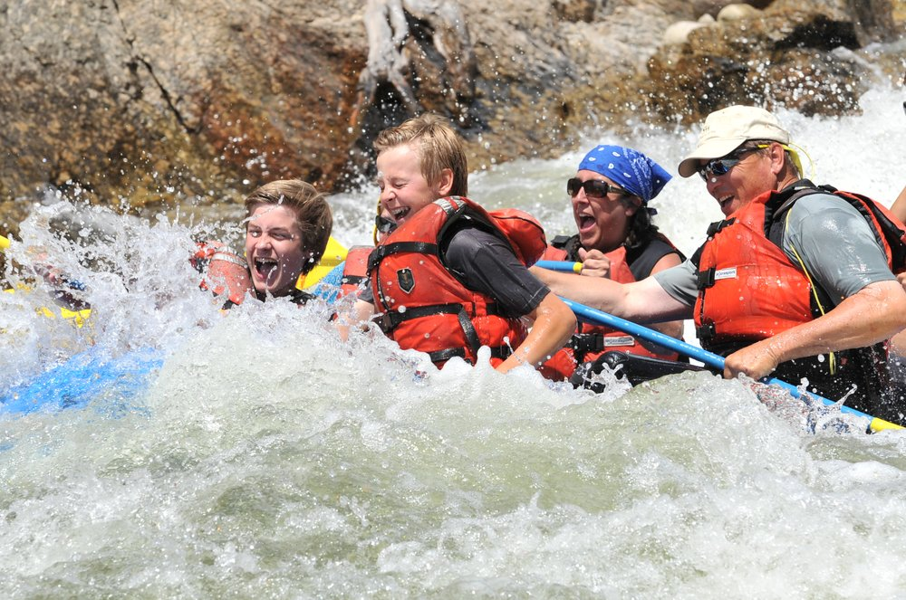 Acquired Tastes Rafting & Saddle Shop: 12918 US Hwy 24/285, Buena Vista, CO
