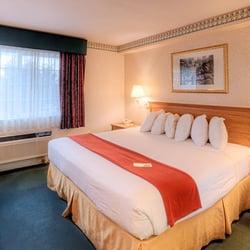 Photo Of Ramada By Wyndham Portland Or United States Hotel Room