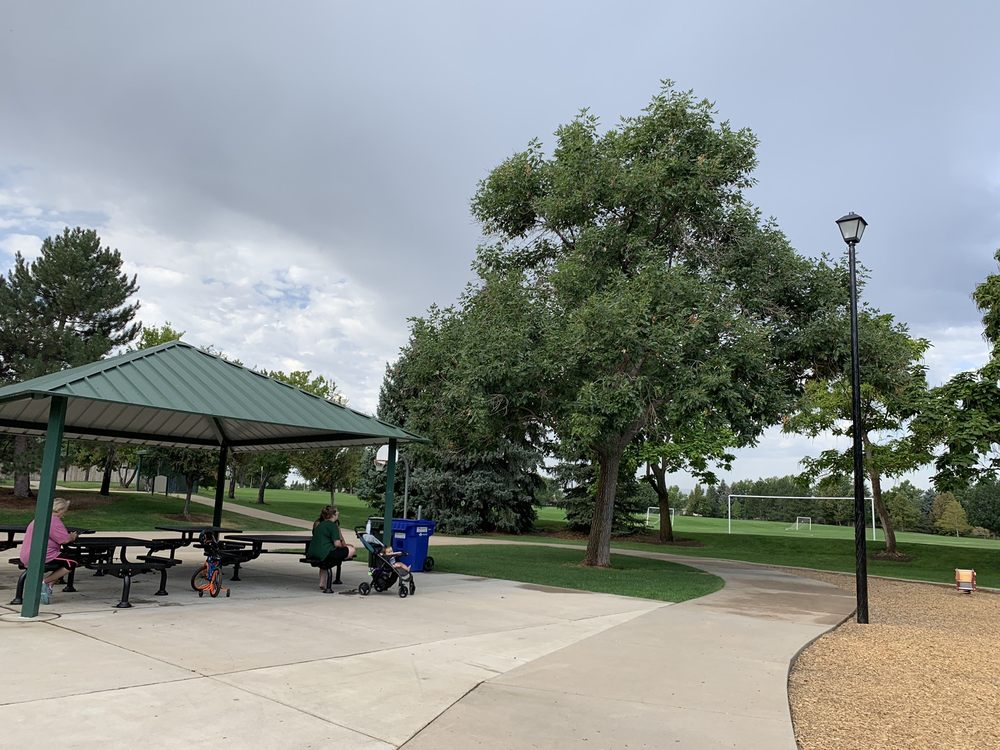 Abbott Park: 8000 S High St, Centennial, CO