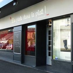 les pieds dans le plat 10 reviews restaurants 6 8 rue de la mission le mans france. Black Bedroom Furniture Sets. Home Design Ideas
